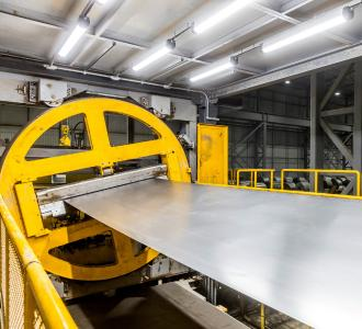 For its tandem cold mill, PAO Severstal again relies on the